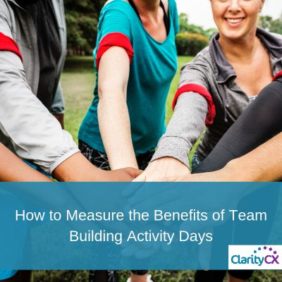 Measure the Benefits of Team Building Activity Days